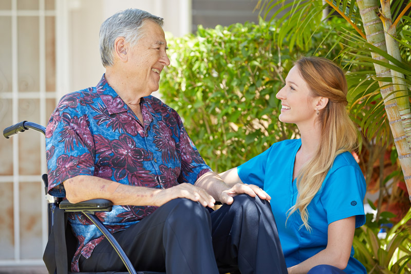why Navian hospice care