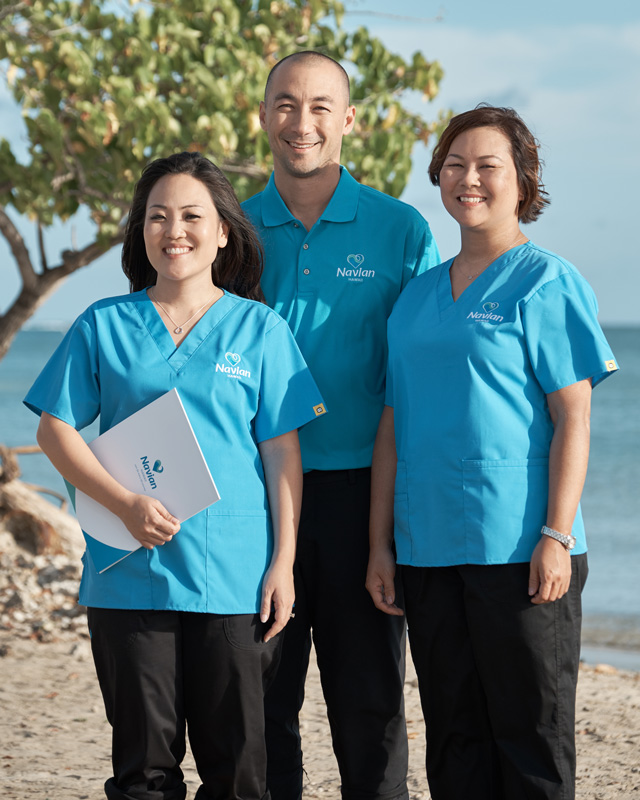 Navian Hospice Hawaii Healthcare commitment
