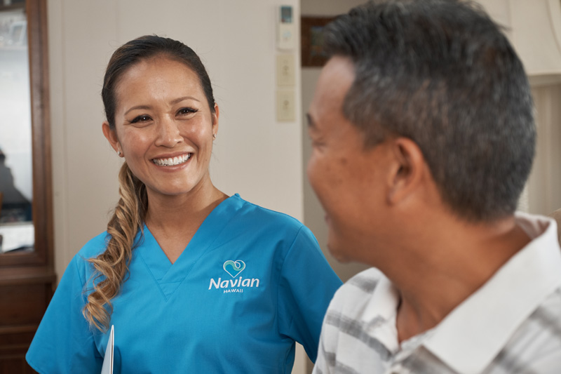 Navian Hospice Hawaii when to refer